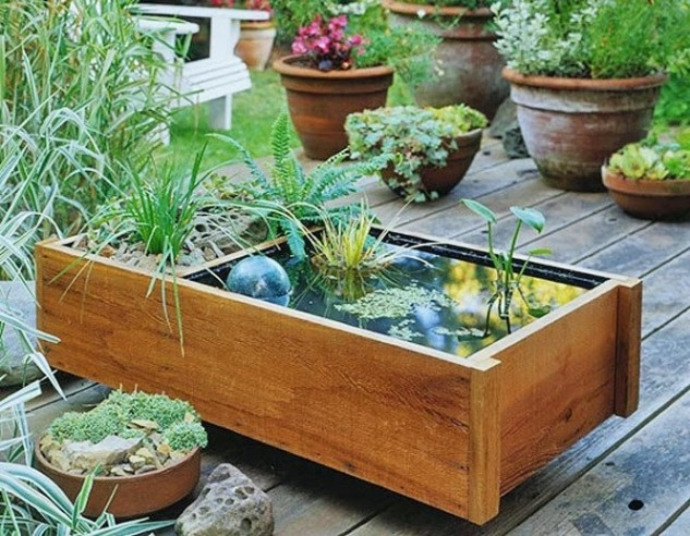 19 DIY Water Features For The Garden